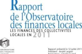 Observatoire des Finances Locales : le rapport 2011