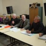 Lors de l'AG de l'amicale des maires du canton de Saint-Dizier, le 23 mars 2009