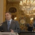 """Manifestation """"la Haute-Marne à Paris"""", organisée conjointement avec mon collègue Bruno SIDO et le Conseil général, dans les salons d'honneur de la Présidence du Sénat, le 3 juin 2008"""