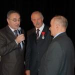 Remise de la Légion d'Honneur à Pierre-Jean THOMAS de Illoud, le 6 décembre 2008