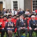Commémoration de l'appel du Général de Gaulle, à Londres le 18 juin 2010