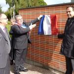 """Inauguration de l'école maternelle """"Françoise Dolto"""" de Fayl Billot, le 1er octobre 2010 (Photo Betty Charnotet)"""