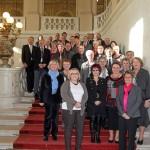 Au Sénat, le 24 novembre 2010, à l'occasion du Congrès de l'AMF à Paris