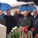 Colombey, 9 novembre 2010, hommage au Général de Gaulle