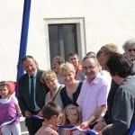 Inauguration de la mairie de Leffonds