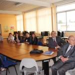 Visite du général Jean DELMAS au Lycée Bouchardon