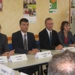 Signature de la charte RSP à la Communauté de Communes du Bassigny
