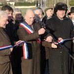 Inauguration de la voie de contournement des Forges de Bologne, le 3 février 2012