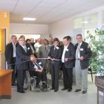 Inauguration du RSP de la Communauté de Commune Auberive Vingeanne et Montsaugeonnais, le 23 juin 2012