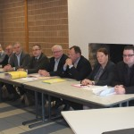 Assemblée Générale des maires des cantons de Saint-Dizier, Chamouilley, le 17 mars 2012
