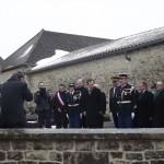le 28 janvier 2013, à COLOMBEY LES 2  EGLISES, visite de l'Ambassadeur de Chine