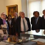 Le 5 octobre, à LANGRES, inauguration de la Maison des Lumières