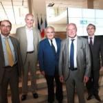 Déplacement de la mission sénatoriale sur l'avenir de l'organisation décentralisée de la République à Bordeaux, le 16 juillet 2013