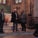 Le 11 octobre 2013, à CHALINDREY,  inauguration de l'orgue à l'Eglise Saint Gengoulf
