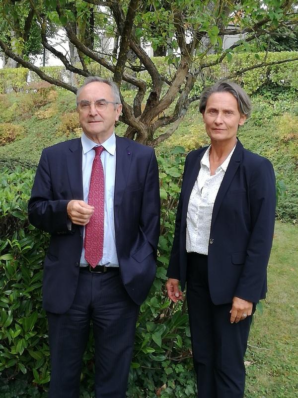 Anne LEDUC est également Conseillère départementale du canton de Wassy, et conseillère municipale de LA PORTE DU DER